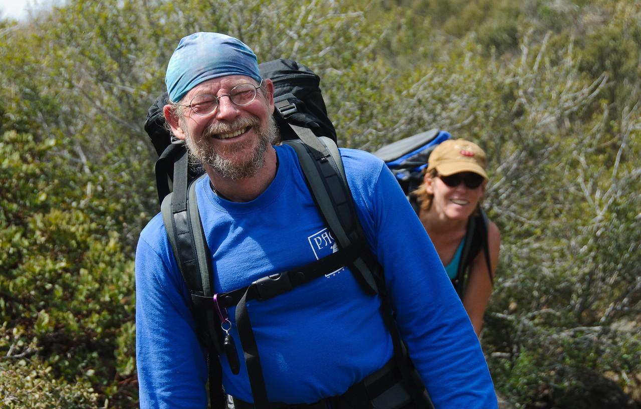 10_04_17 canyoneering Rose Valley Falls 0613