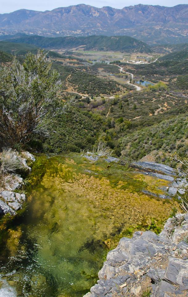 10_04_17 canyoneering Rose Valley Falls 0678