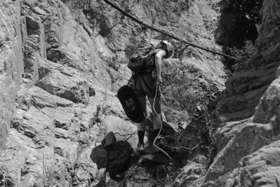 09_08_08 Canyoneering Rubio 0123