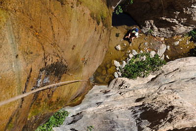 09_08_08 Canyoneering Rubio 0230