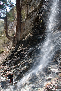 10_03_28 canyoneering Vivian Creek 0499