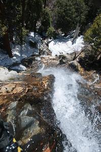 10_03_28 canyoneering Vivian Creek 0111