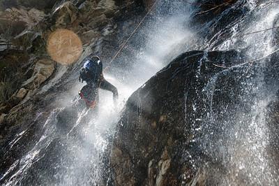 10_03_28 canyoneering Vivian Creek 0437