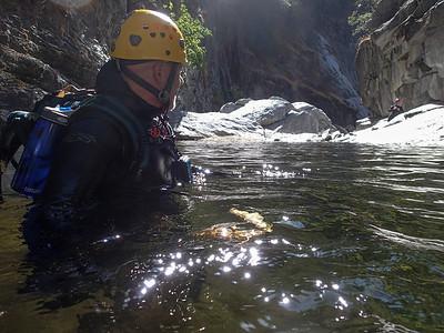 Chrysalis Canyon - Marble Fork of the Kaweah River