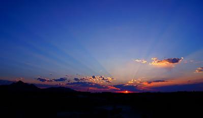 Silver State Sunrise