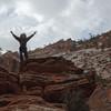 08_11_02 Zion Overlook Hike 0191