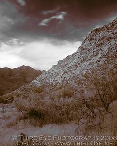 """Red Rock Hillside"""