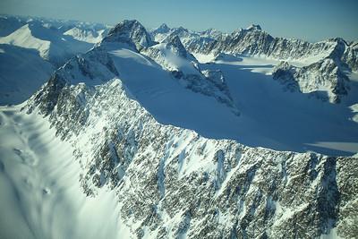 Chugach Peaks by Joe Connolly