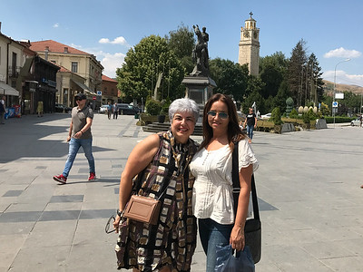 Macedonia Tomi's iPhone