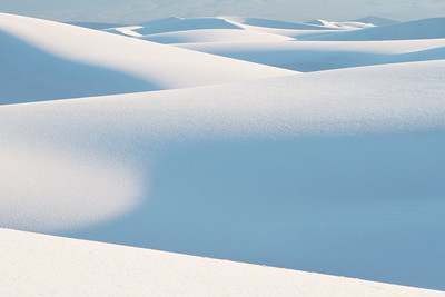 Sand or Snow?