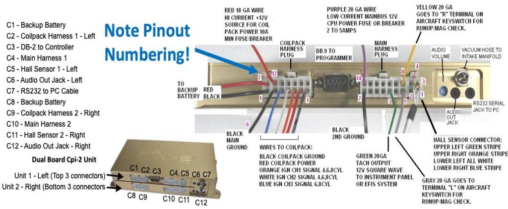 [SCHEMATICS_4NL]  Couple SDS CPI2 install questions - Page 2 - VAF Forums | Sds Wiring Diagram |  | Vans Air Force
