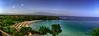 The Stunning Venue: Mauna Kea Beach, Hualilai and Mauna Loa