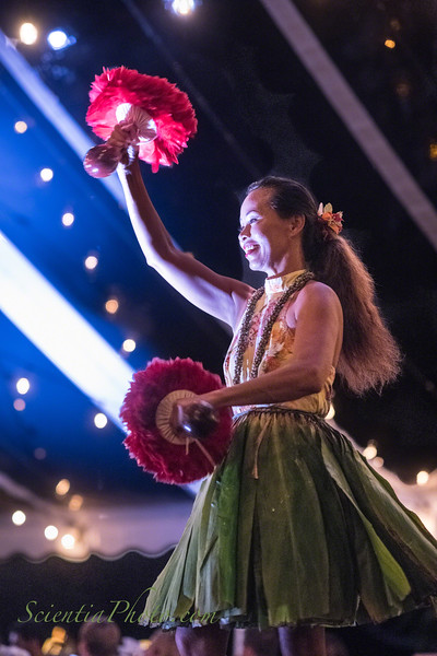 Hula Dancer - III