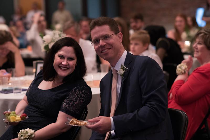 Parents of the Bride, Dani & Steve