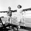 On to Hawaii on the S.S. Lurline (February, 1950)