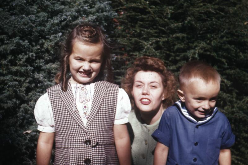 Lani, Aunt Burdie, Bobby