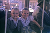 Bobby & Lani on Cable Car in San Francisco