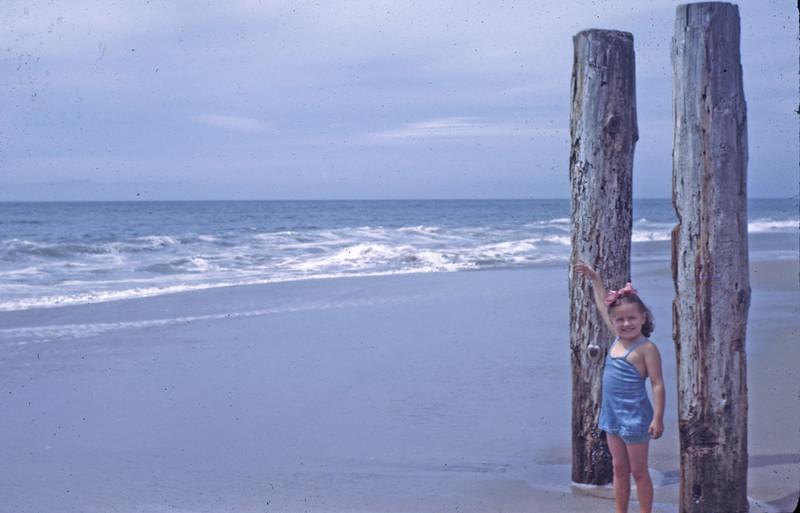 Lani at Santa Cruz Beach