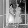 Helen Lantz and Lani Graduate from Junior High (1954)