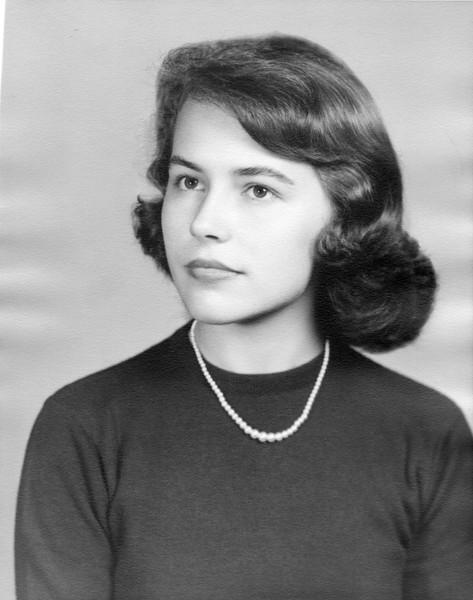Lani's Senior Picture (1957)