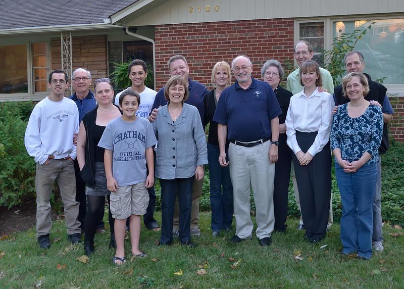 Family Reunion at Karen's Home (2011)