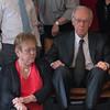 Mary Jo Barkley Anderson and Paul Barkley in Contemplation