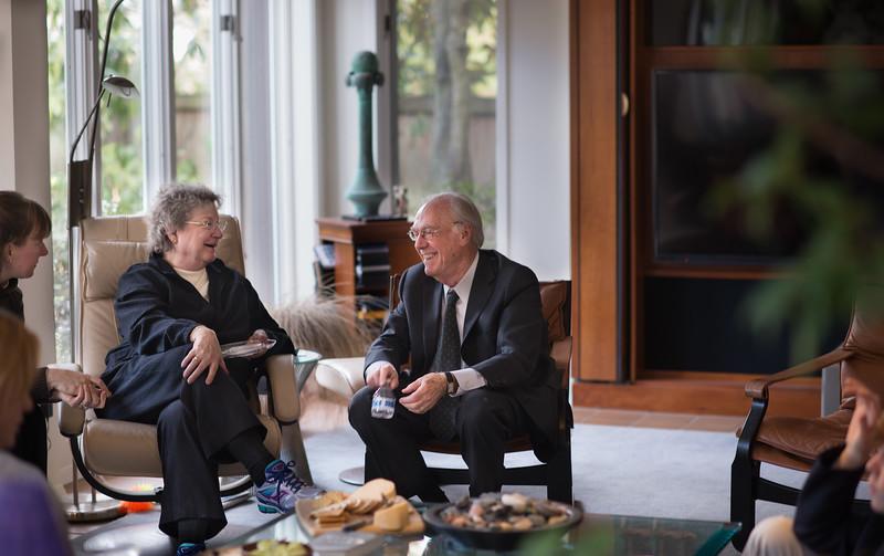 Nancy & Paul