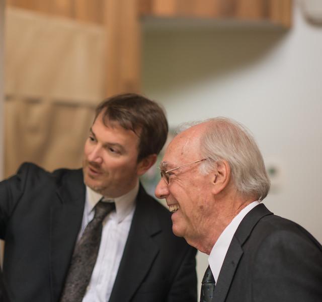 Mark & Paul Barkley