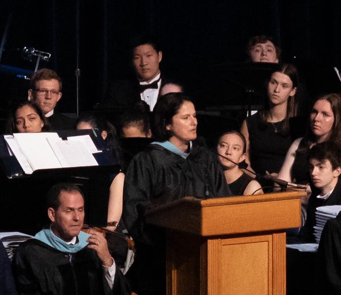 Karla Silvestre of the Board of Education
