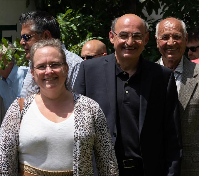 Karen, Reza & Mohamed