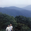 Lani & Emmett in the Blue Ridge Mts. 1958.