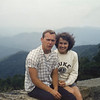 Emmett & Lani on Blue Ridge Mt camping trip in the summer of 1958.