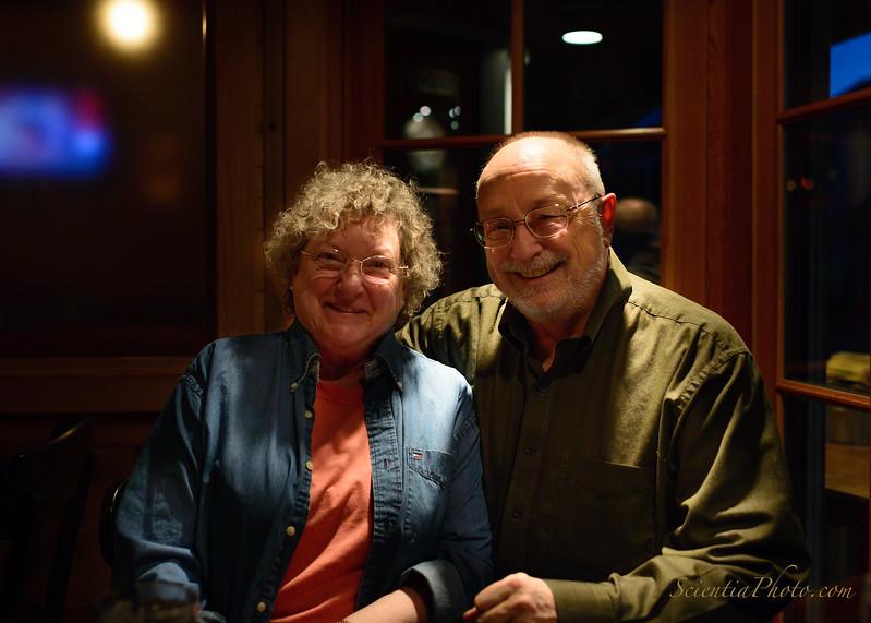 Nancy & Bob in St Michaels