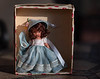 This doll was given to the child of somebody we met before I was able to photograph to entire collection.