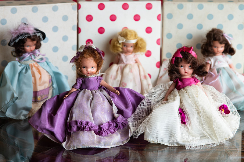 The Fancy Dolls