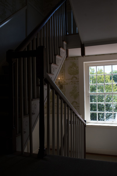 Stairs in the Mary Todd Lincoln Home II