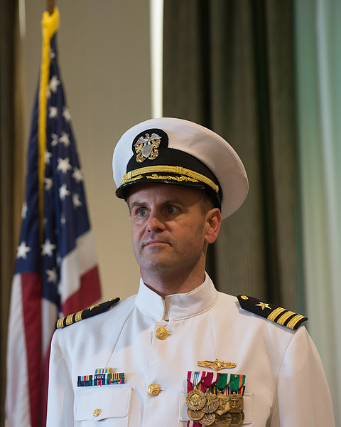 Commander Charles Turner