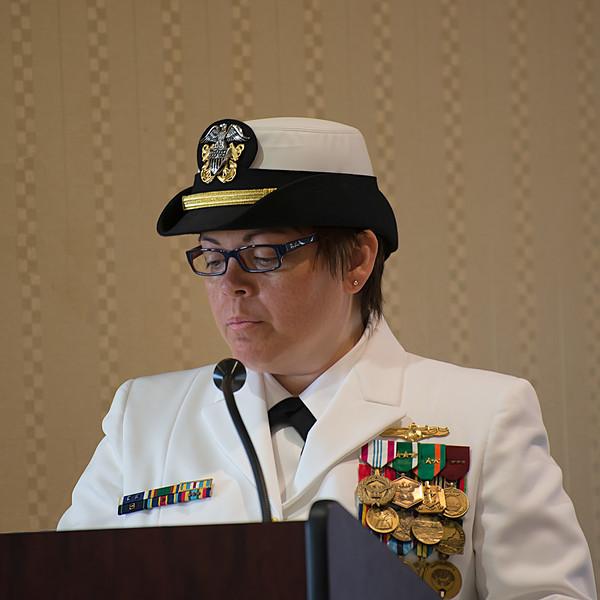 Lieutenant Talona Cordova