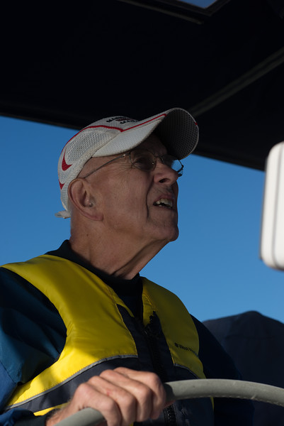 Captain Al Sets the Course for the Marina