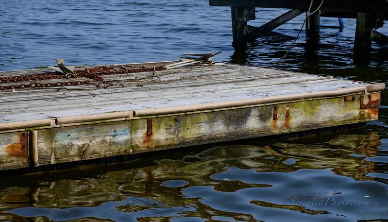 Tethered Raft