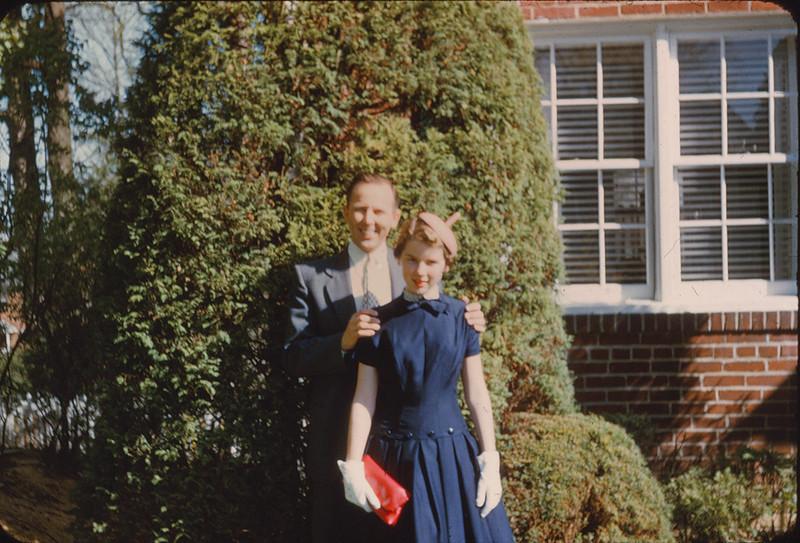 Judy & Her Dad