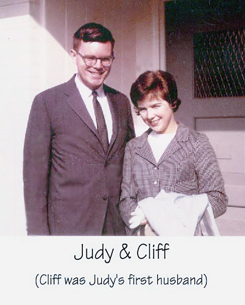 Judy & Cliff Currier