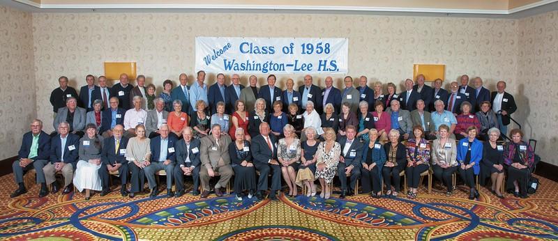W-L Class of 1958 55th Reunion.
