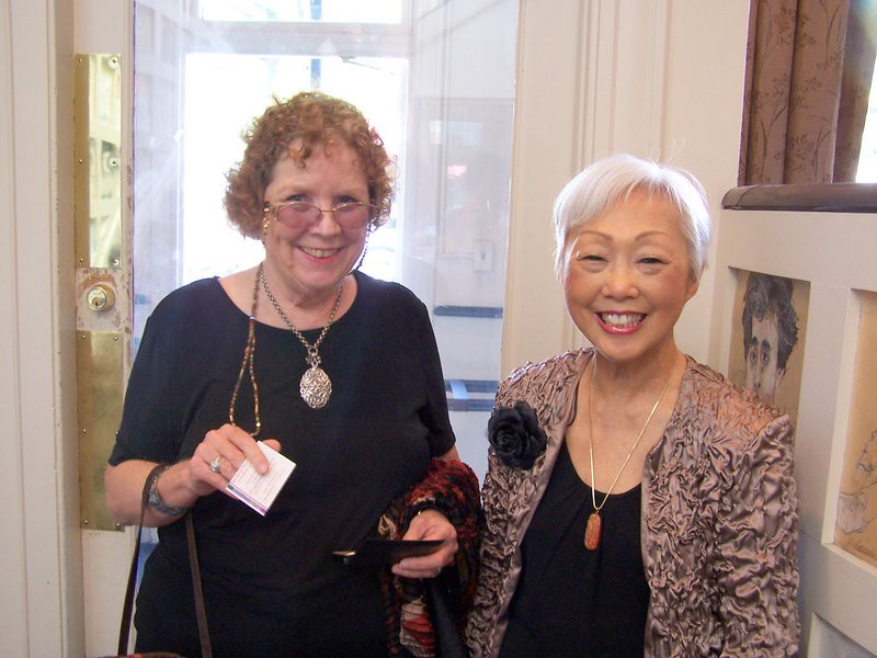 Judy and Karen Chan at 50th Reunion
