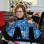 Gift for Judy for her Slide Show of the Joint 70th Birthday Party