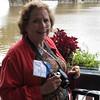 Judy at the Potomac Boat Club at the 55th Reunion