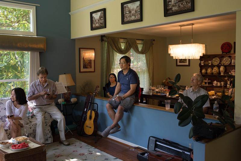 Yun, Rilo, ?, Quixin & Jim