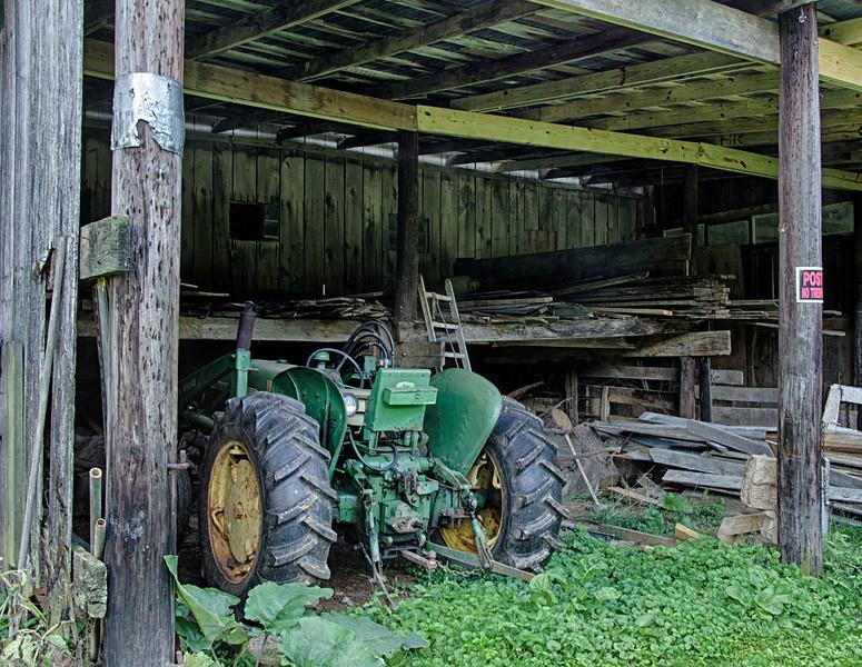 The Barn Door is More Than Wide Open!