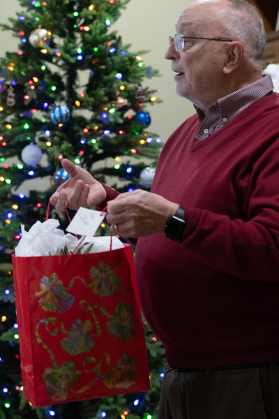 Dr Bob Explains Why He Knows Who His Secret Santa Is