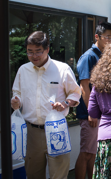 David L .... the iceman cometh!
